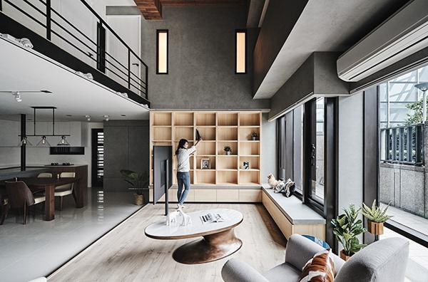 nhà theo phong cách tối giản